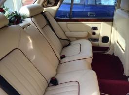 Classic Rolls Royce Spirit for weddings in Reading